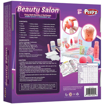 Beauty Salon Science Kit