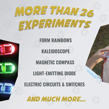 Ridiculous Inventions Electric Science Kit