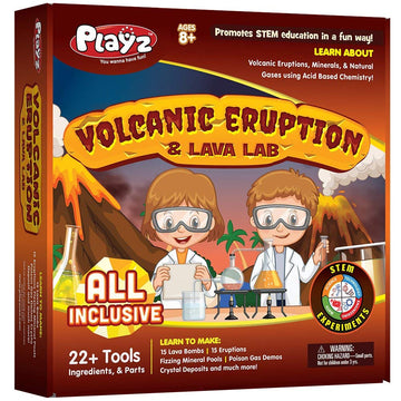 Volcanic Eruption Science Kit