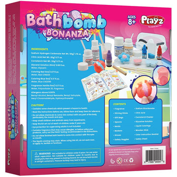 Bath Bomb Bonanza Science Kit