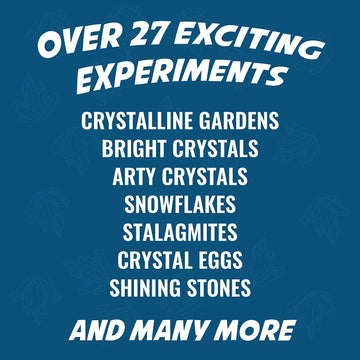 Crazy Crystal Creations Science Kit