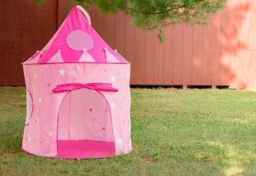 Princess Castle Tent with Costume