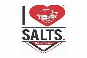 I LOVE SALTS BY MAD HATTER JUICE WHOLESALE