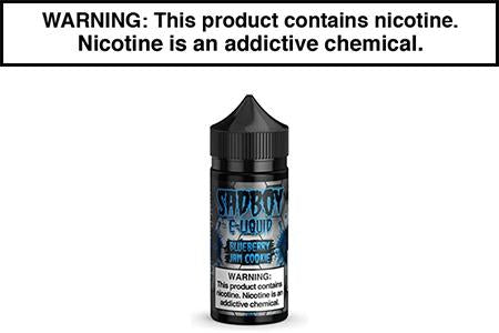 BLUEBERRY JAM COOKIE BY SADBOY E LIQUID