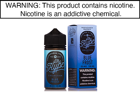 BLUE FROST BY THE HYPE COLLECTION