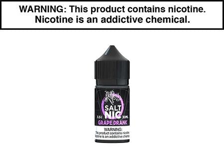 GRAPE DRANK BY RUTHLESS NICOTINE SALT