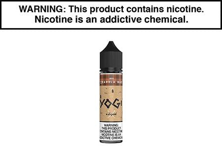 JAVA GRANOLA BAR BY YOGI E LIQUID