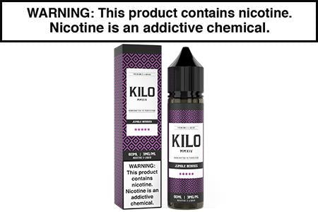 JUNGLE BERRIES BY KILO SALT 30ML