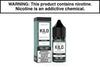 MINT TOBACCO BY KILO SALT 30ML