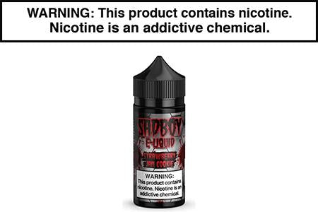 STRAWBERRY JAM COOKIE BY SADBOY E LIQUID