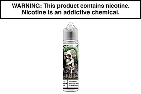 TNT BY TIME BOMB VAPORS
