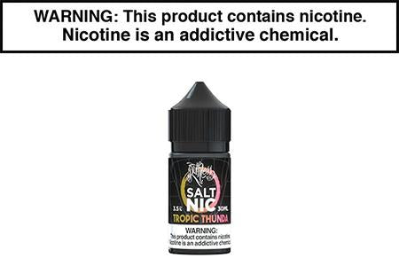 TROPIC THUNDA BY RUTHLESS NICOTINE SALTS