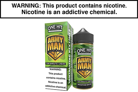 ARMY MAN BY ONE HIT WONDER E LIQUID