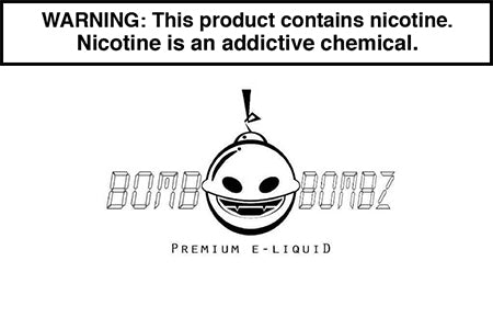 GOD'S GIFT ICE BY BOMB BOMBZ E LIQUID 100ML