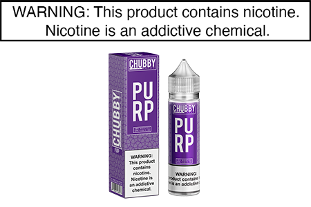 BUBBLE PURP BY CHUBBY BUBBLE VAPES