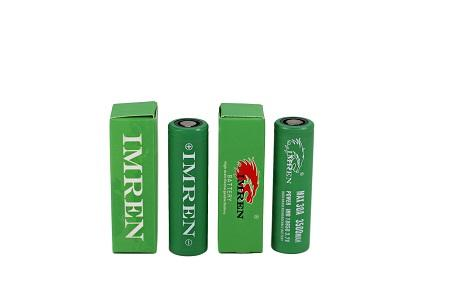 IMREN 3500MAH MAX30A BATTERIES