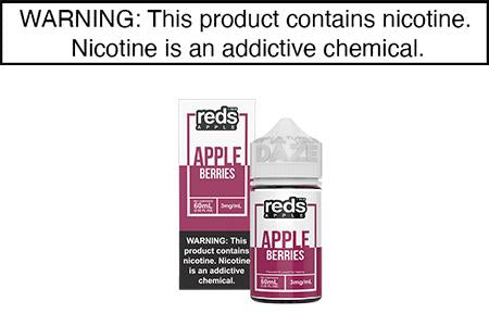 RED APPLE BERRY BY REDS APPLE E JUICE 60ML
