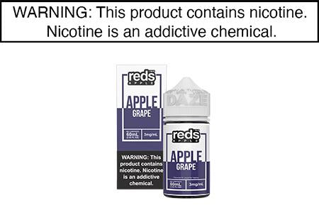GRAPE BY REDS APPLE E JUICE 60ML