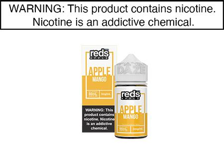 MANGO BY REDS APPLE E JUICE 60ML