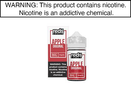 APPLE BY REDS APPLE E JUICE 60ML