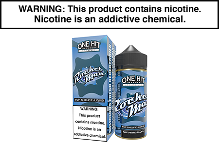 ROCKET MAN BY ONE HIT WONDER E LIQUID