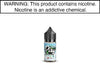 SOUR GREEN APPLE CHILLED BY SHIJIN VAPOR SALT 30ML