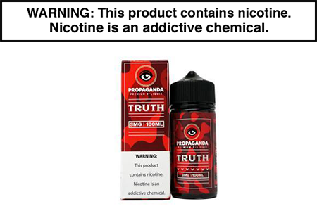 TRUTH BY PROPAGANDA E LIQUID