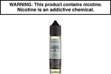 VCT BOLD BY RIPE VAPES SYNTHETIC 60ML