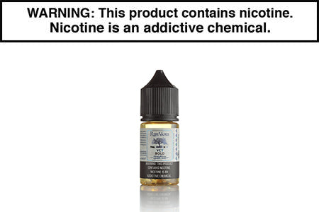 VCT BOLD BY RIPE VAPES NIC SALT SYNTHETIC 30ML