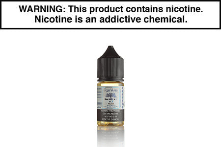 VCT NOIR BY RIPE VAPES NIC SALT SYNTHETIC 30ML