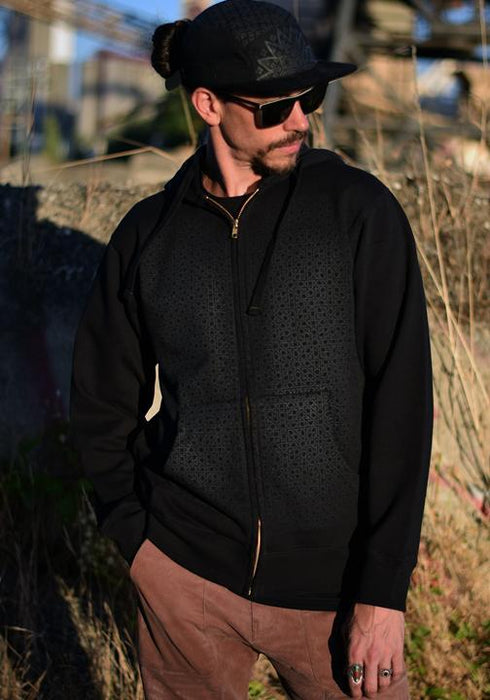 Rythmatix - ETERNAL SERIES ORGANIC COTTON Zip Up Hoodie