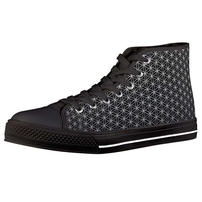 Flower of Life High Top
