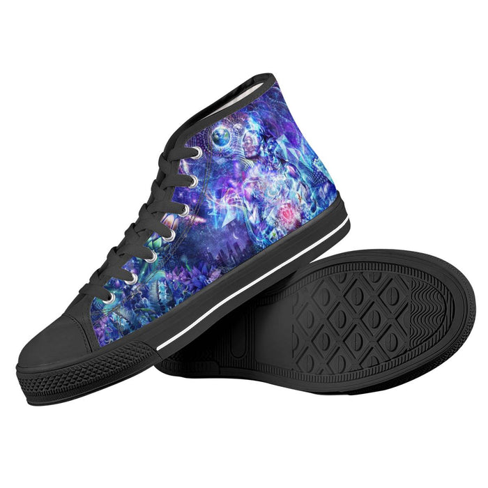 "Cameron Gray - ""Transcension"" High Top - Limited Edition of 111"