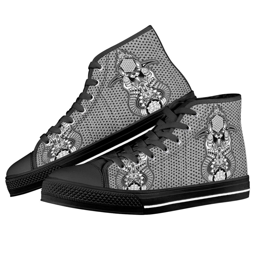 "Grokko - ""The Messenger"" High Top - Limited Edition of 111"