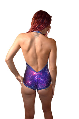 Monique Munoz - Galaxy Leotard