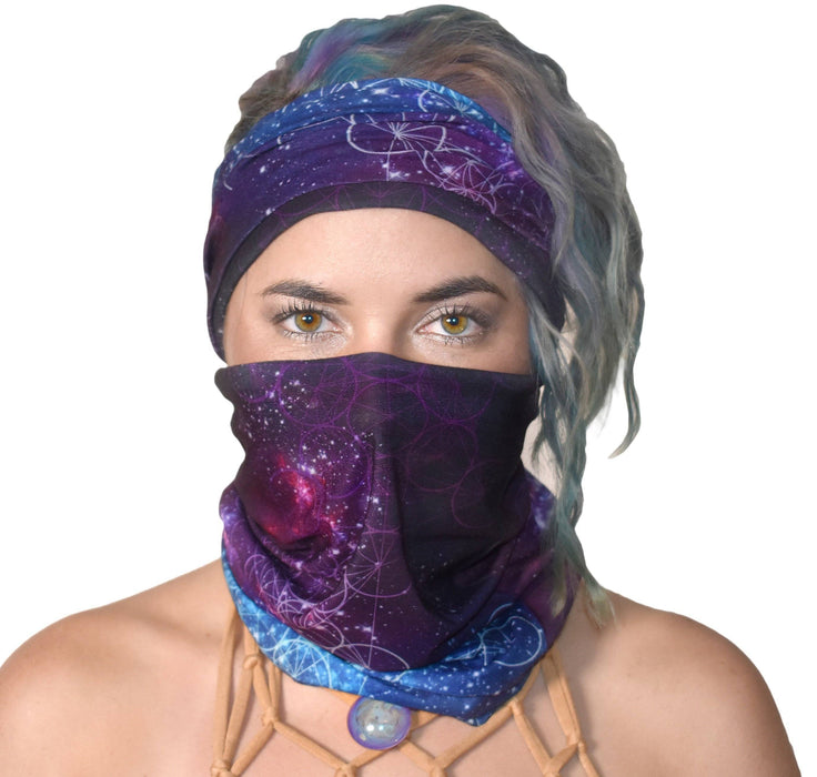 Monique Munoz - Galaxy -  Seamless Bandanna