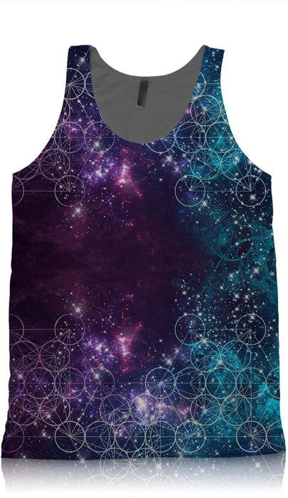 Monique Munoz - Galaxy Tank Top