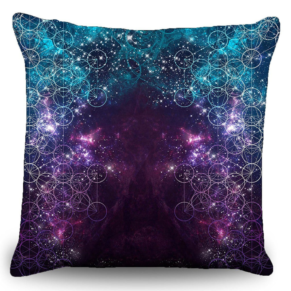 "Monique Munoz - ""Galaxy"" Couch Pillows (16""x16"")"