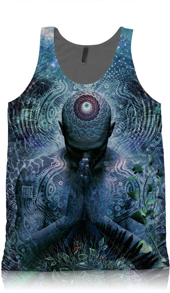 Cameron Gray - Gratitude for The Earth and Sky Tank Top - Limited Edition of 111