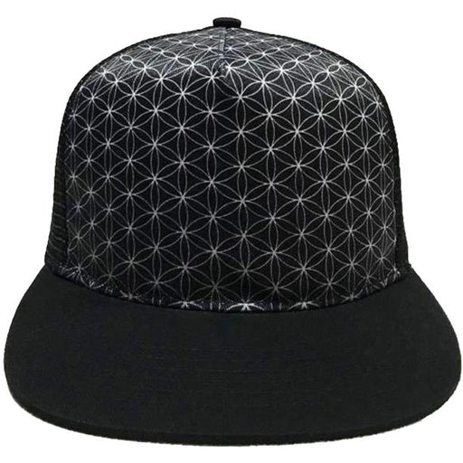 Flower of Life Snapback Hat