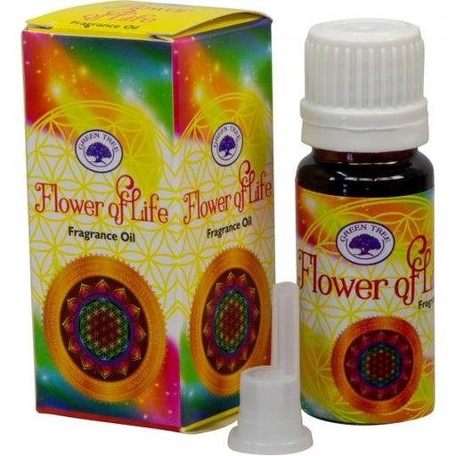 Fragrance / Essential Oil - Flower of Life