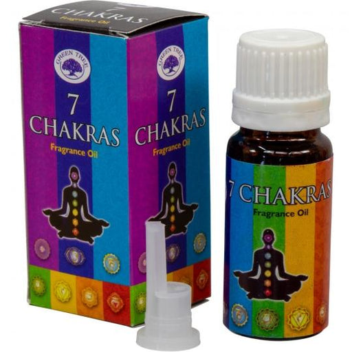 Fragrance / Essential Oil - 7 Chakras