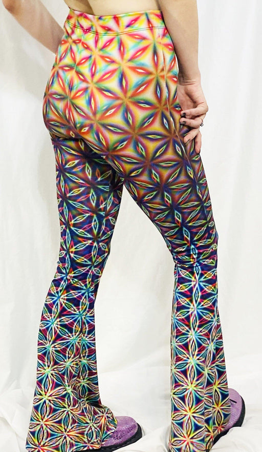 "PatternNerd - ""Existence"" - Bell Bottoms - Limited Edition of 111"
