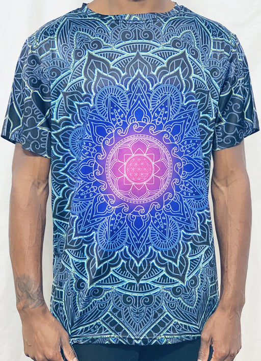 Cameron Gray - Mandala Love T-SHIRT - Limited Edition of 111