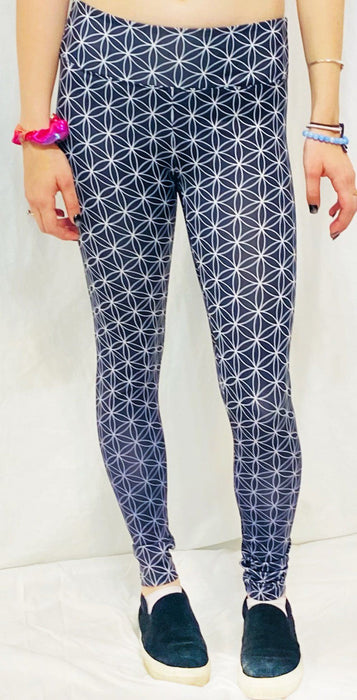 Flower of Life  Active Leggings