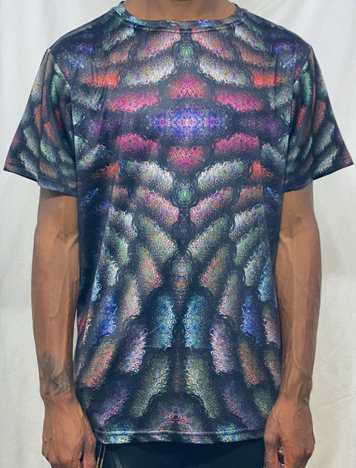 "PatternNerd - ""Vibration"" - T Shirt - Limited Edition of 111"