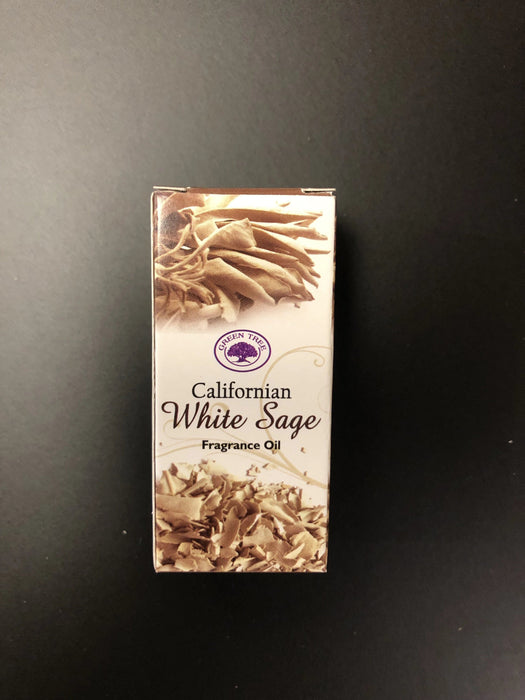 Fragrance / Essential Oil - White Sage