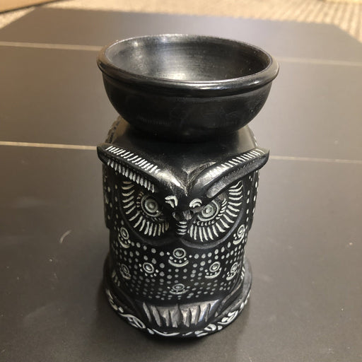 Owl Candle Oil Burner