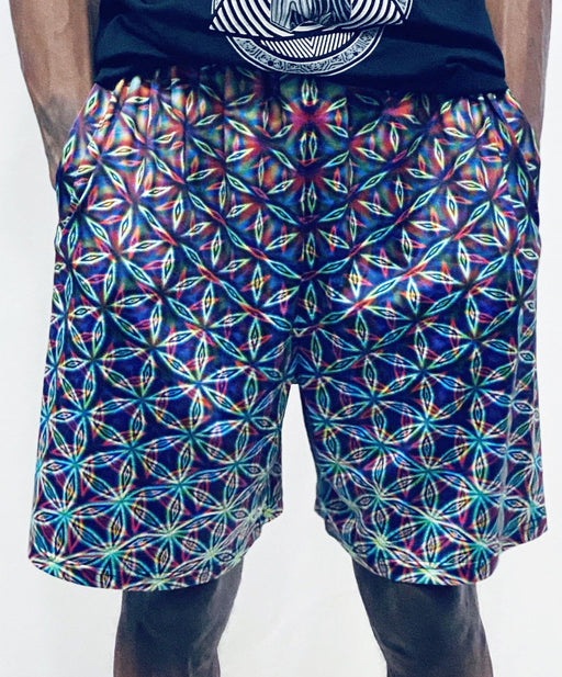 "PatternNerd - ""Existence"" - Gym Shorts - Limited Edition of 111"