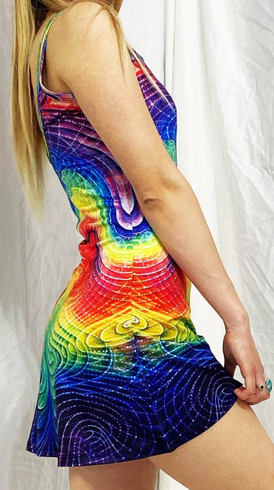 "Synaptic Art - ""Kamadeva"" - Dress - Limited Edition of 111"